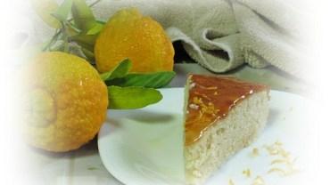 עוגת לימון לימונית ביותר
