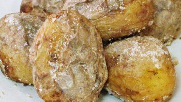 קרטושקס תפוחי אדמה של מדורה