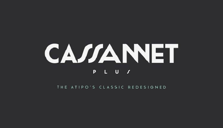 CASSANNET PLUS FONT