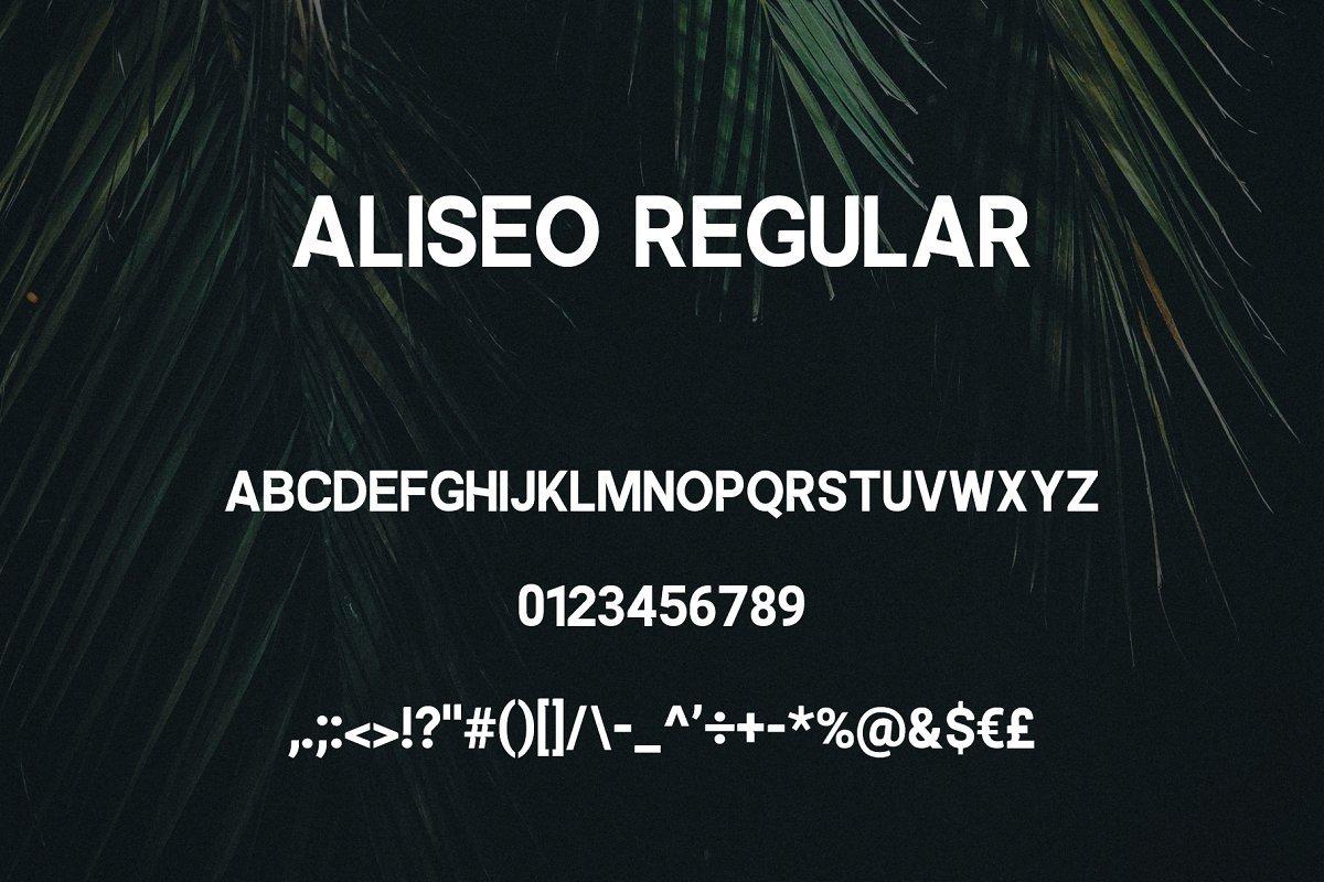 aliseo-font-family-2