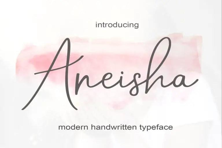 aneisha-script-font-5-768x512