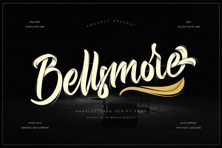 bellsmore-brush-font-768x512