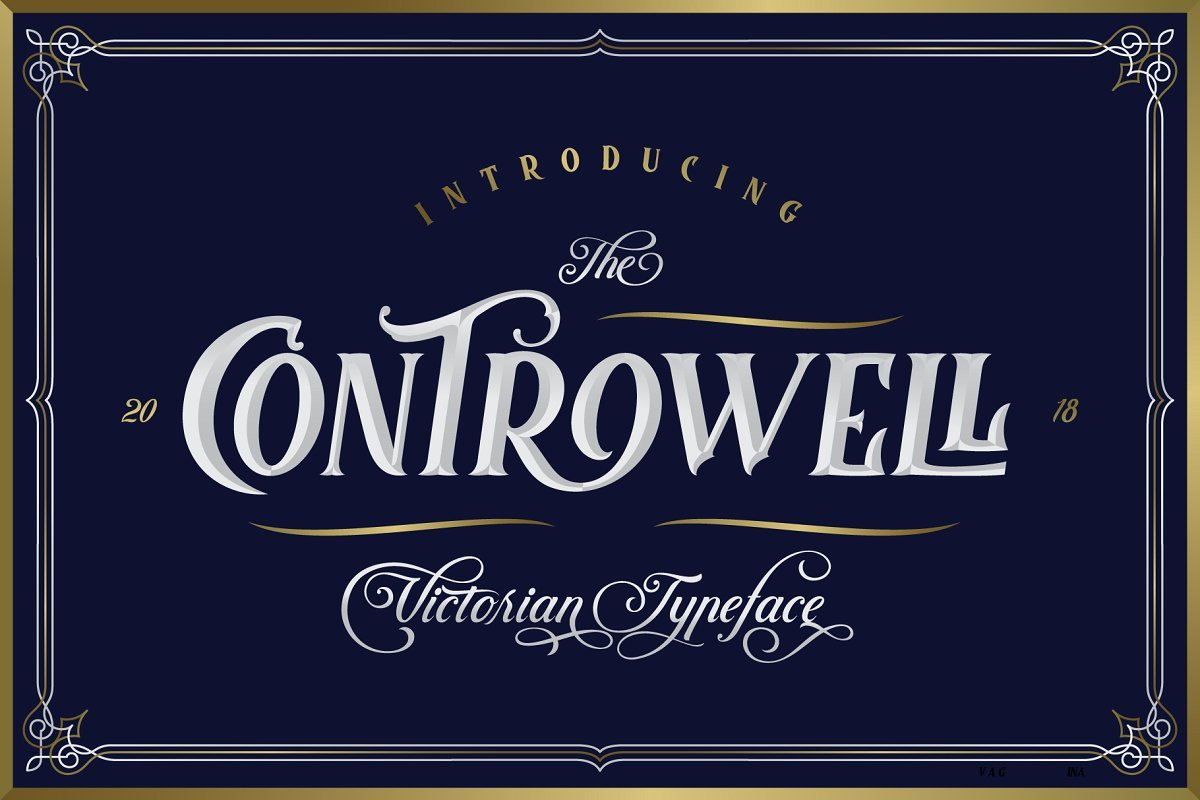 controwell-victorian-typeface