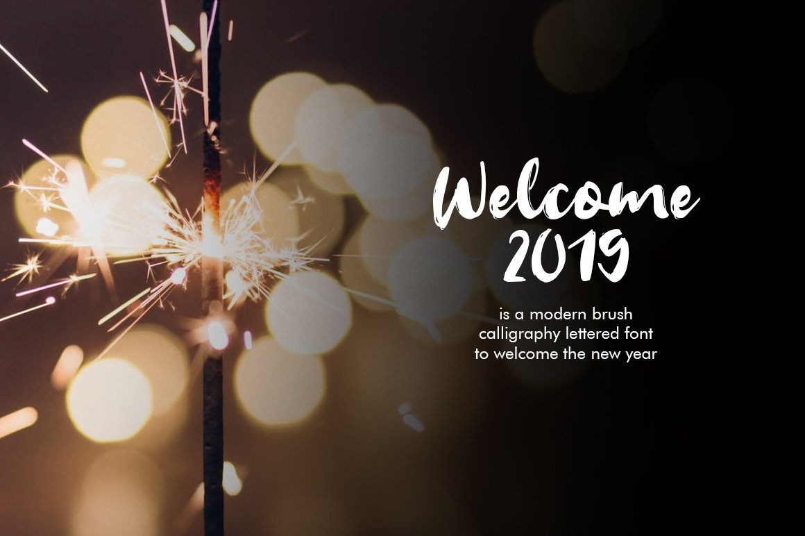 welcome-2019-brush-font-3