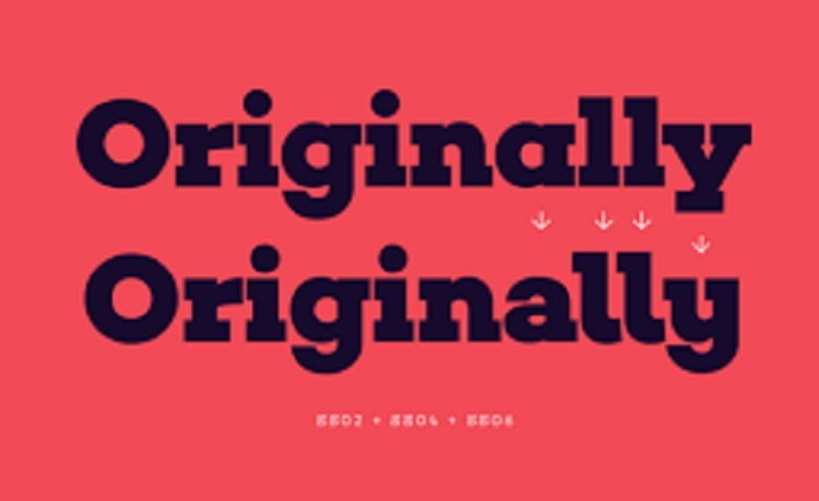Choplin Font Family Free2