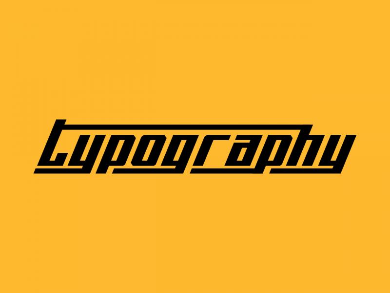 Thunderbold Typeface Free