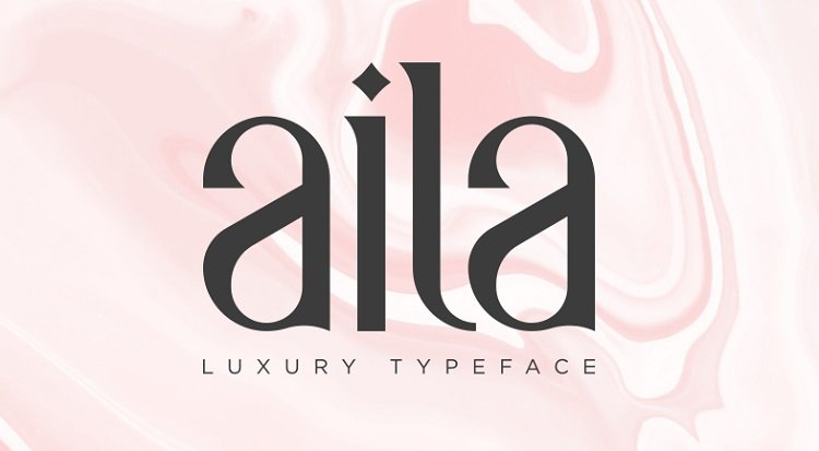 aila-free-typeface