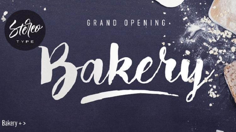 bakery2-font