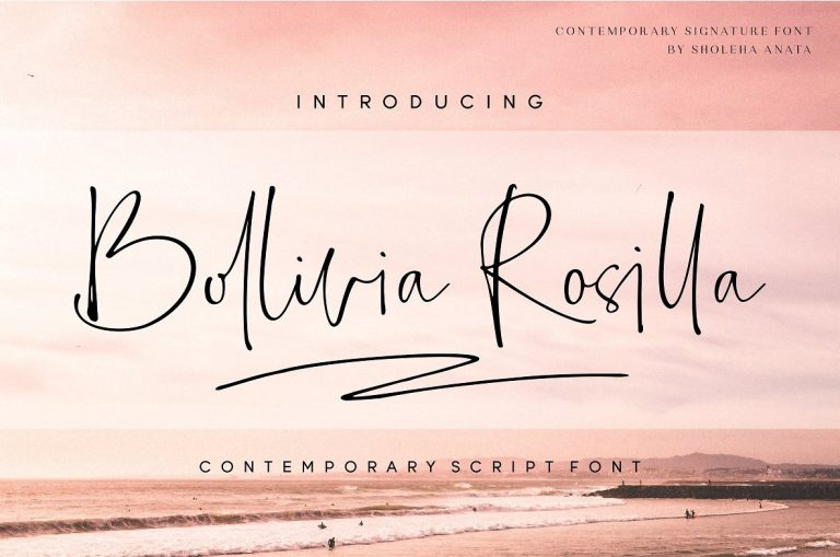 bollivia-rosilla-script-font-768x509