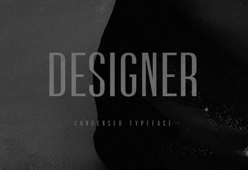 designer-font-family