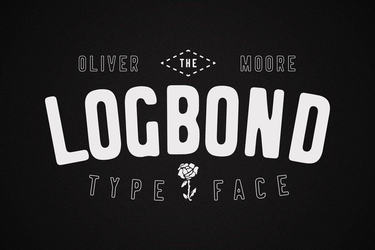 logbond-typeface