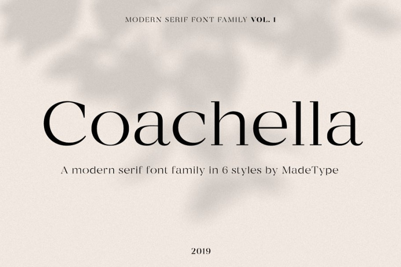 made-coachella-font-family