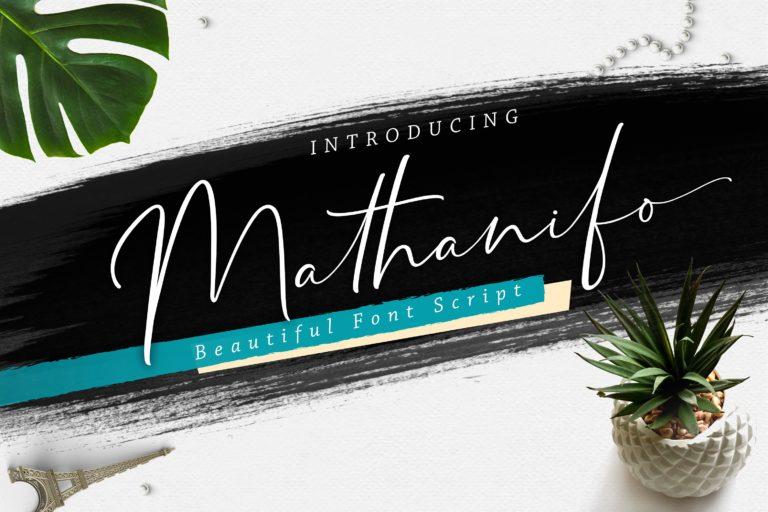 mathanifo-script-font-768x512