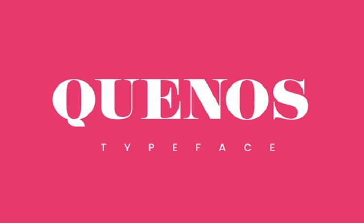 quenos-typeface-free-font