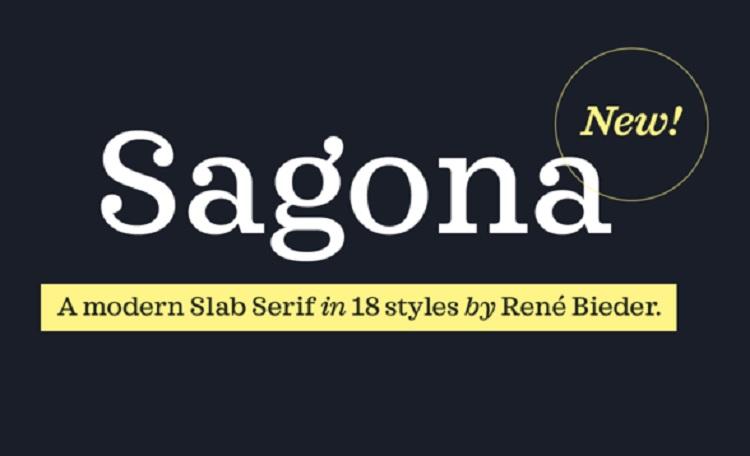sagona-font