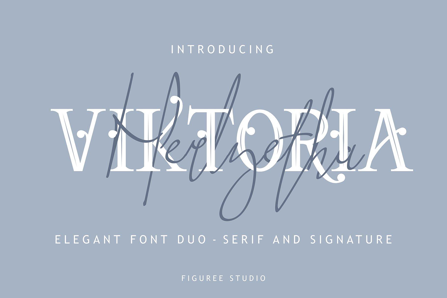 viktoria-elegant-font-duo