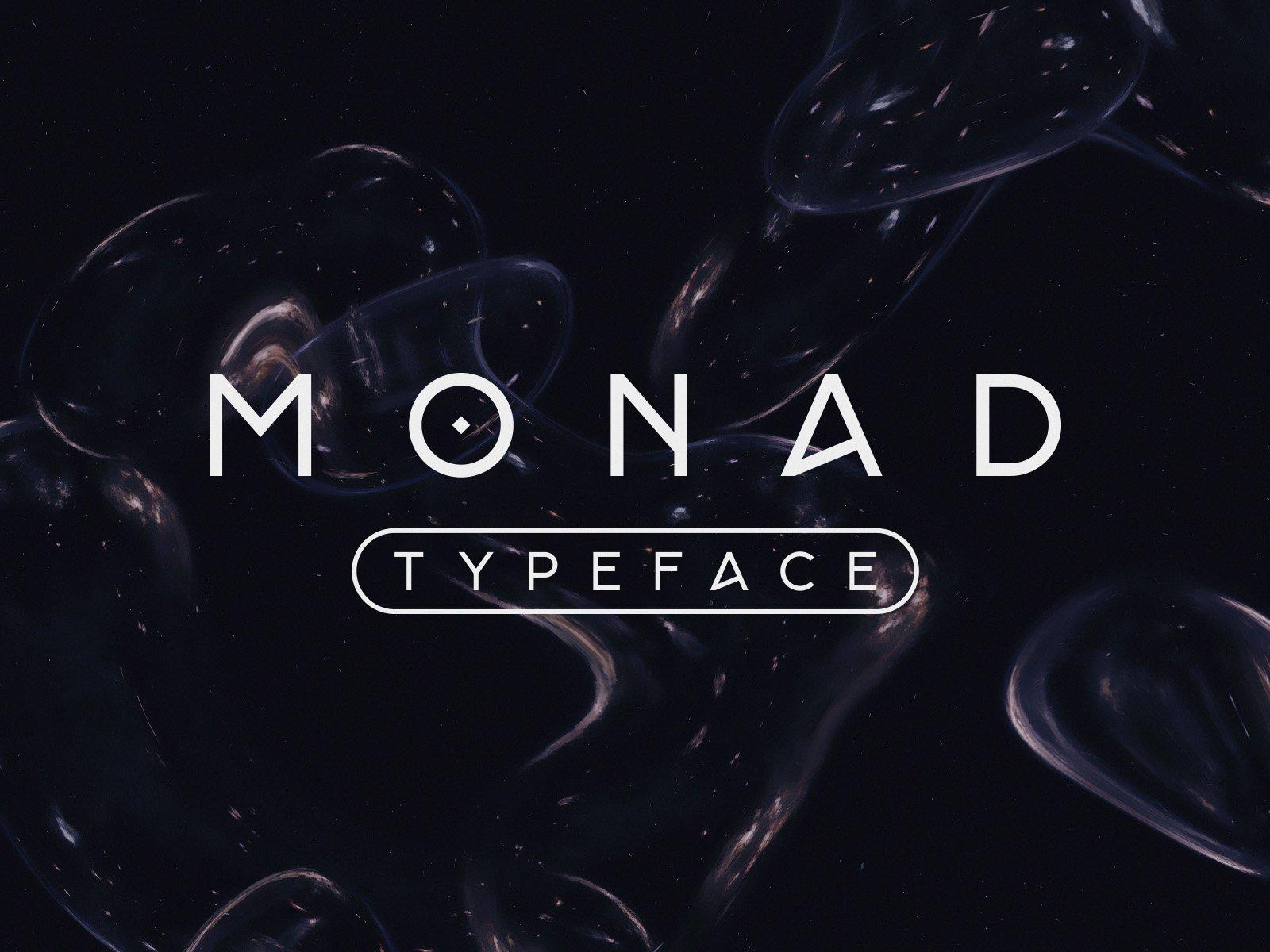 Monad Typeface Free