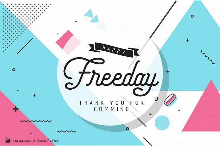 freeday-font-family-5