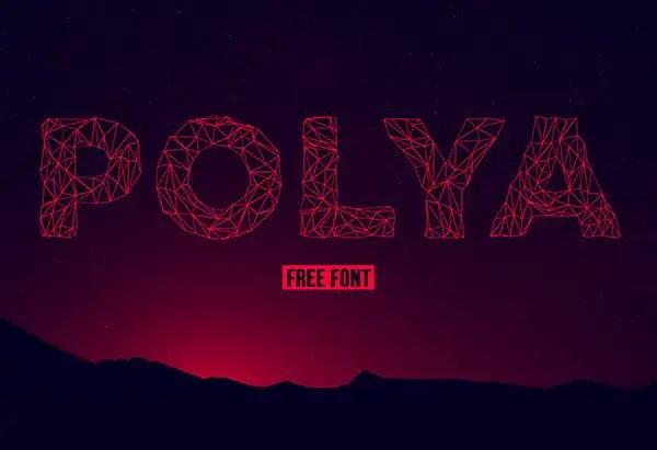 polya-free-font