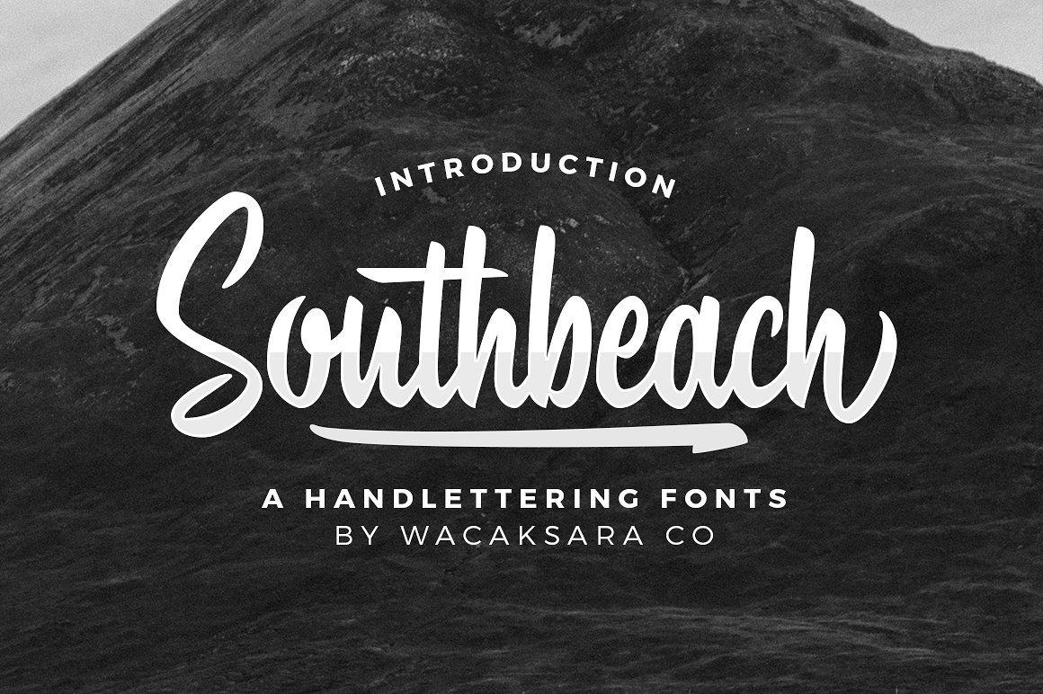 southbeach-script-font