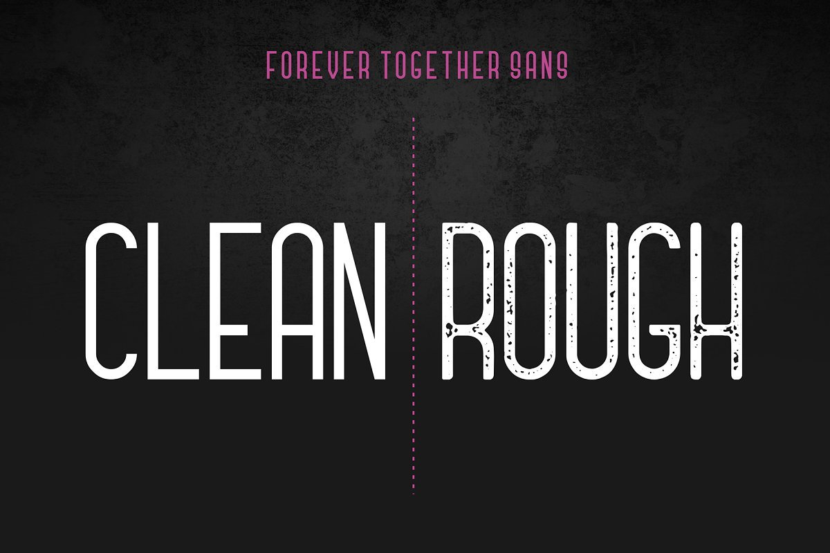 Forever-Together-Romantic-Font-Duo-1
