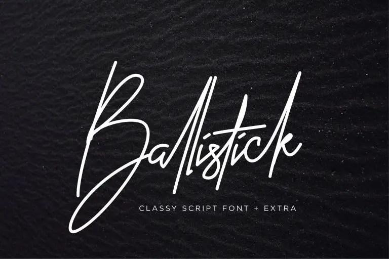 ballistick-signature-font-768x512
