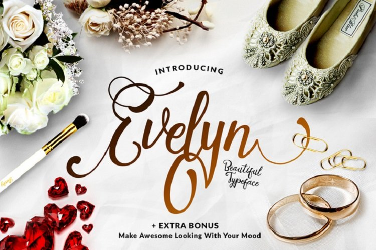 evelyn-font-family