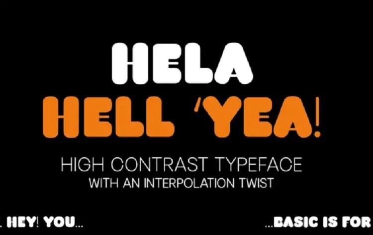 hela-dysplay-font-family