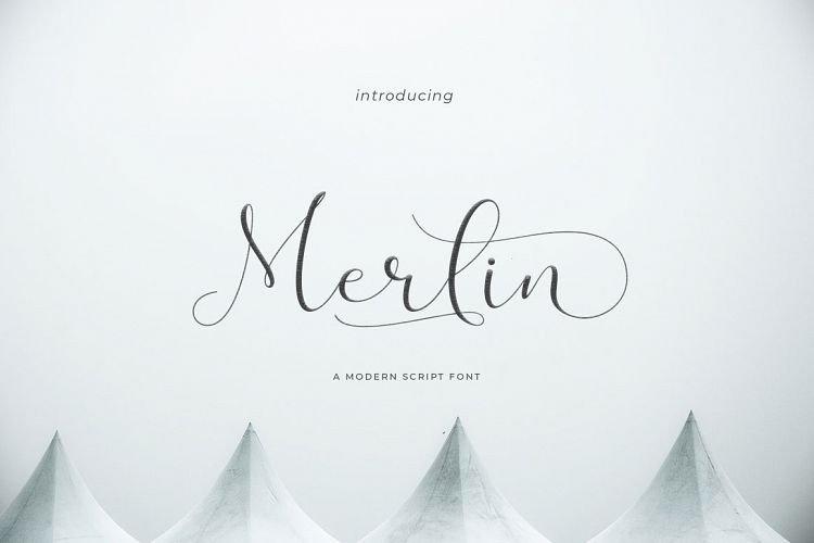 merlin-script-font-3