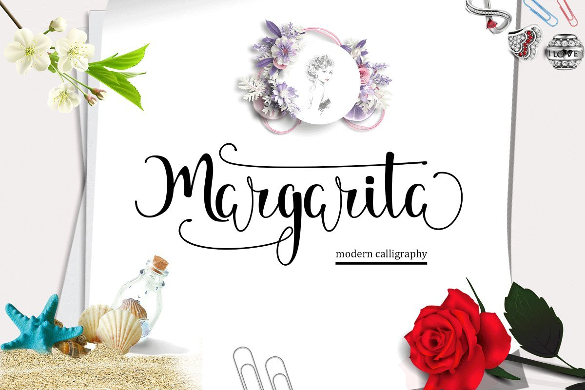 margarita-script-font