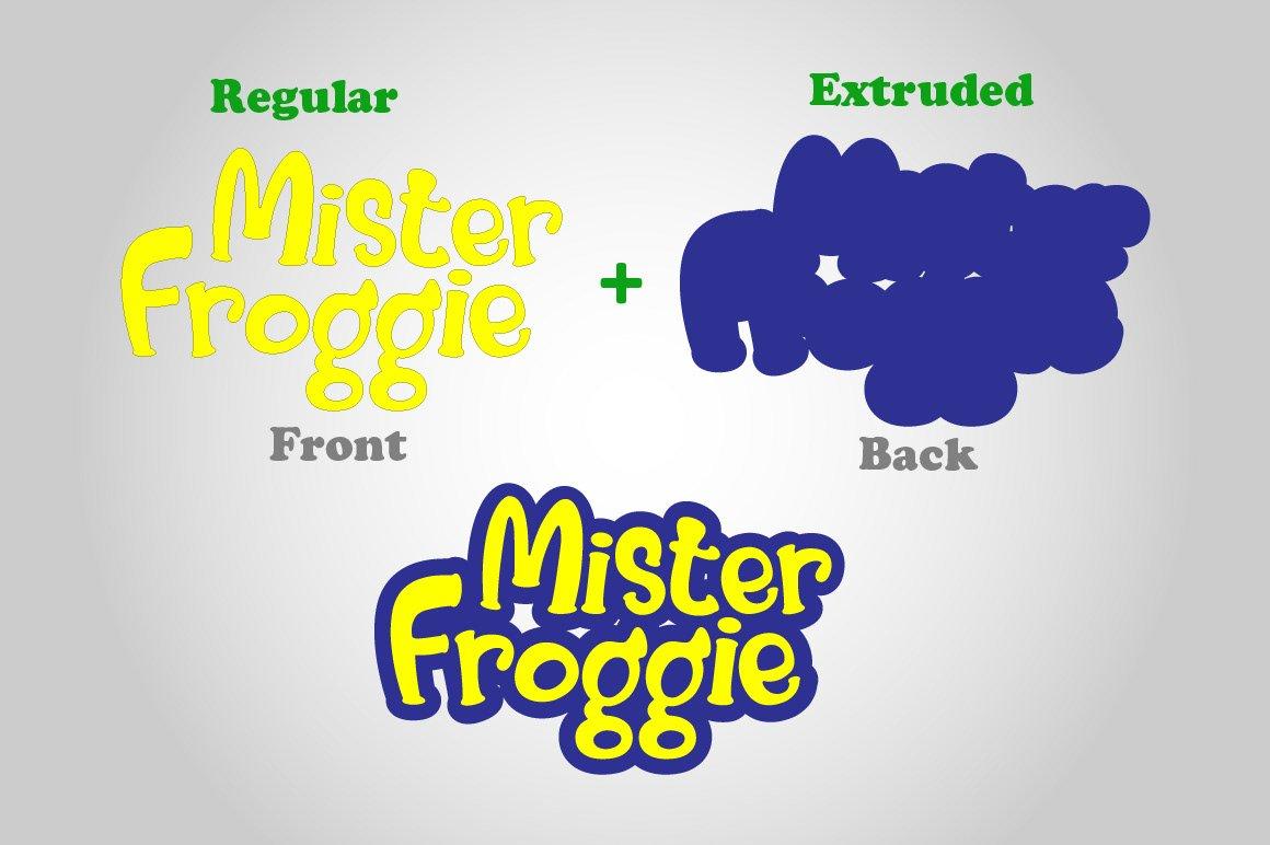 mister-froggie-playful-font