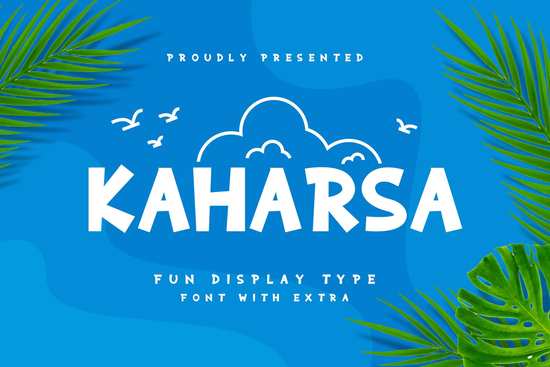1-Kaharsa