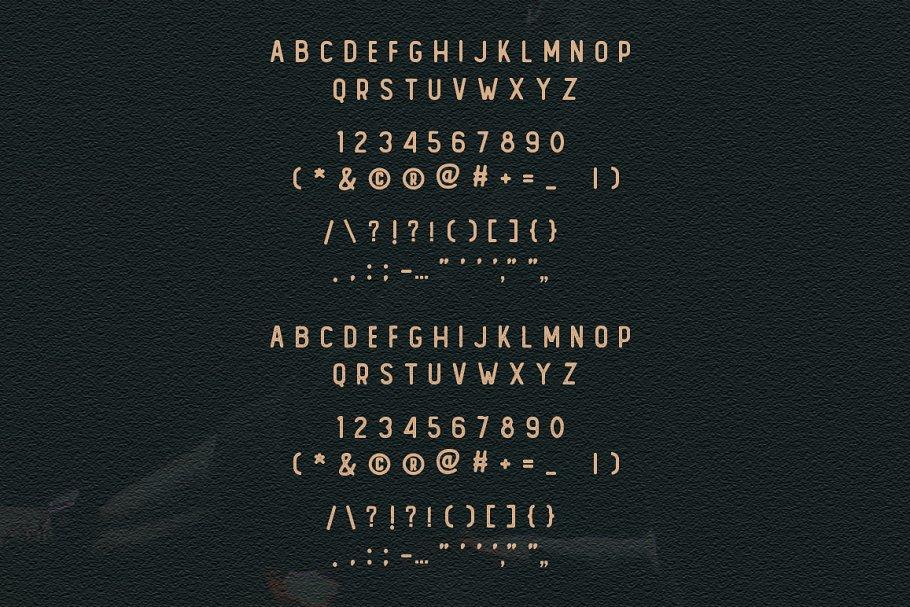 Grahm Vintage Sans Serif Font