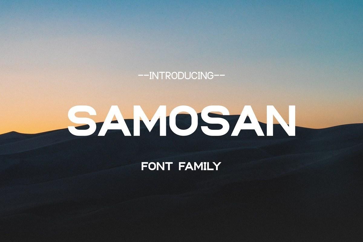 Samosan-Sans-Serif-Font-1