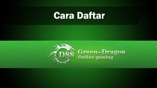 Cara Daftar Casino Online GD88