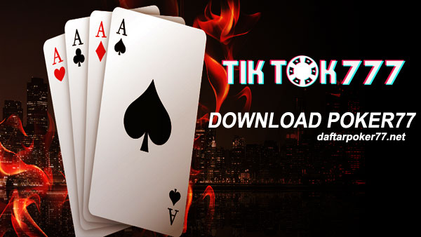 Download Poker77