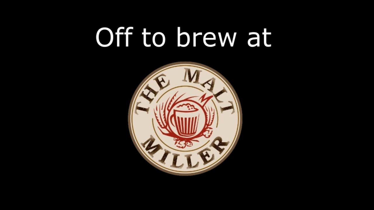 Brewing at The Malt Miller and a look behind the scenes