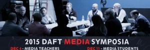 DAFT 2015 Media Symposia