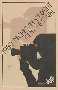 FF 1982 Festival Program Cover
