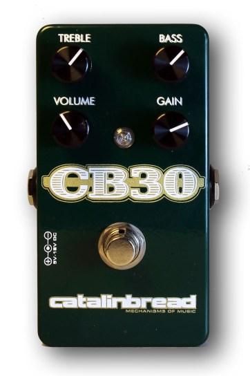 catalinbread cb30 overdrive