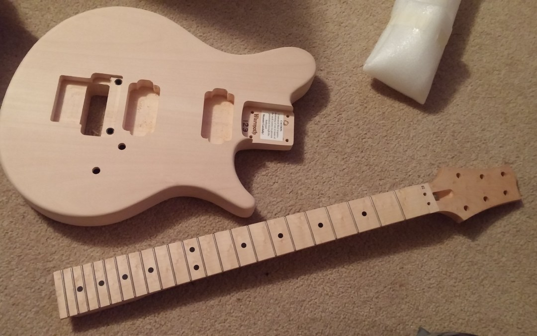 Warmoth – Finally Taking the Plunge