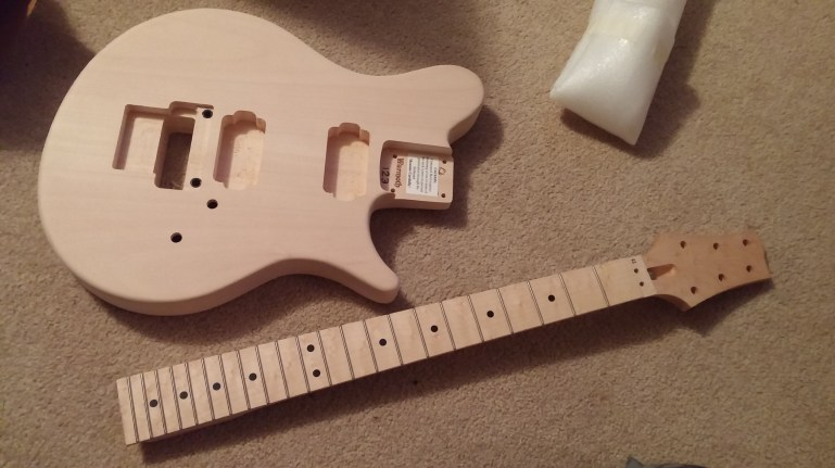 Warmoth - Finally Taking the Plunge