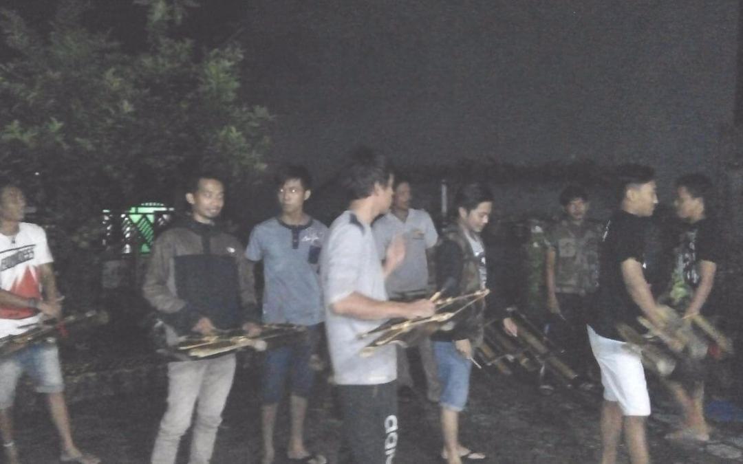 Desa Dagan Kini Punya Grup Kesenian Thek-Thek