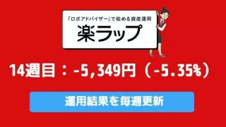theo_result - THEO(テオ)31週目の運用実績は-8,223円(-7.48%)
