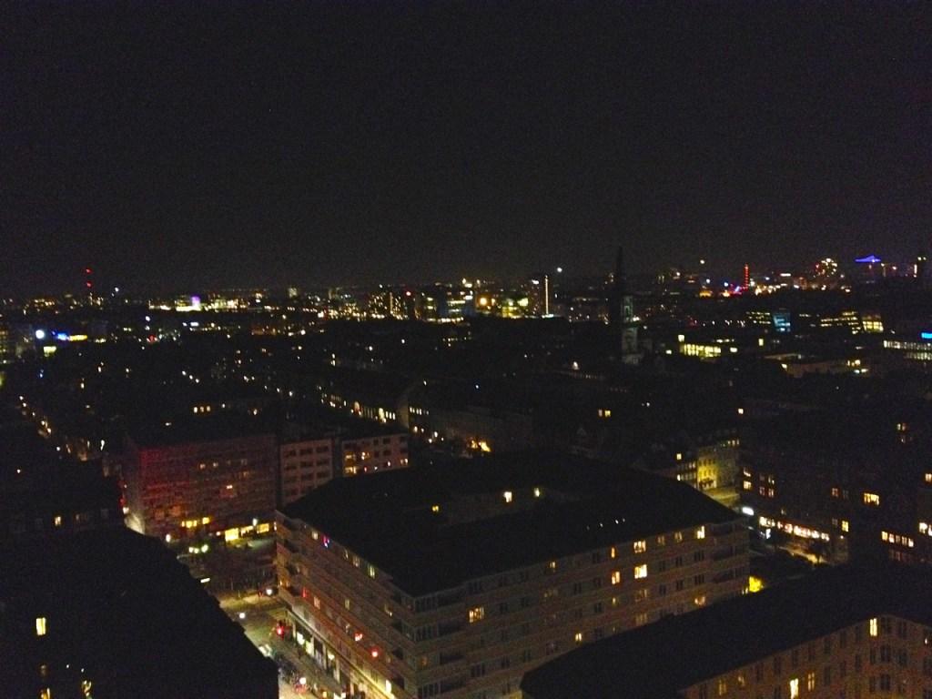 Kopenhagen bei Nacht
