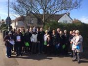 David Lammy MP visits Dagenham for GE2015