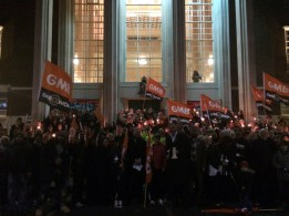 Candlelight Vigil to save the Civic Centre