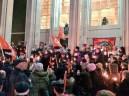 Save our Civic Centre candlelit vigil