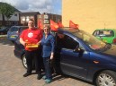 Brendan Duffield GMB and former Eastbrook Cllr Pam Burgon