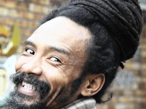 Rastafarian lawyer Gareth Prince
